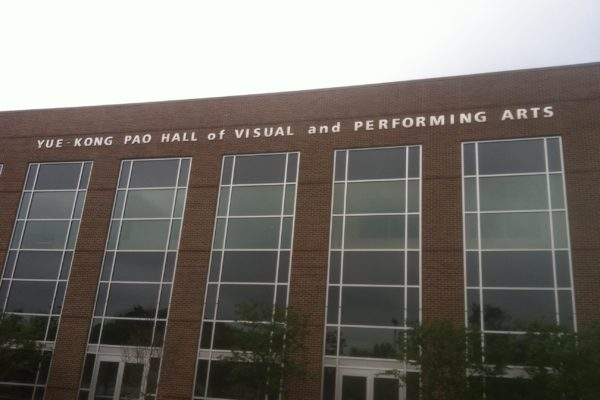 Purdue University Pao Hall