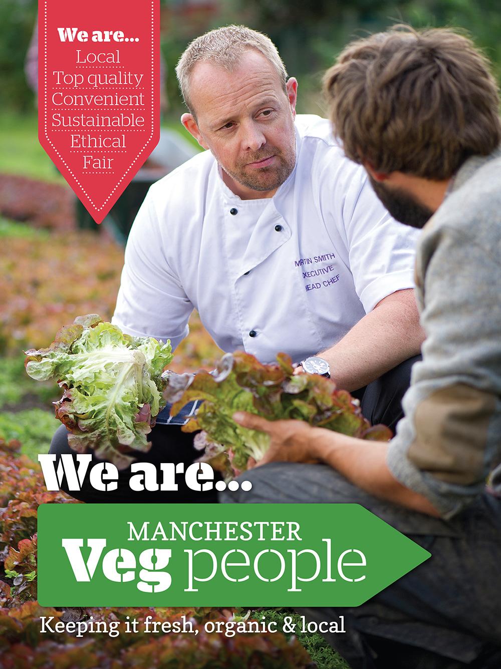 veg people brochure cover