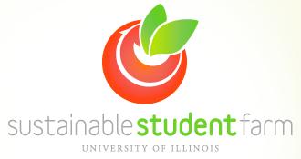Sustainble student farm logo