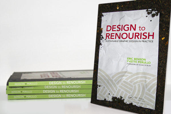Design to Renourish books