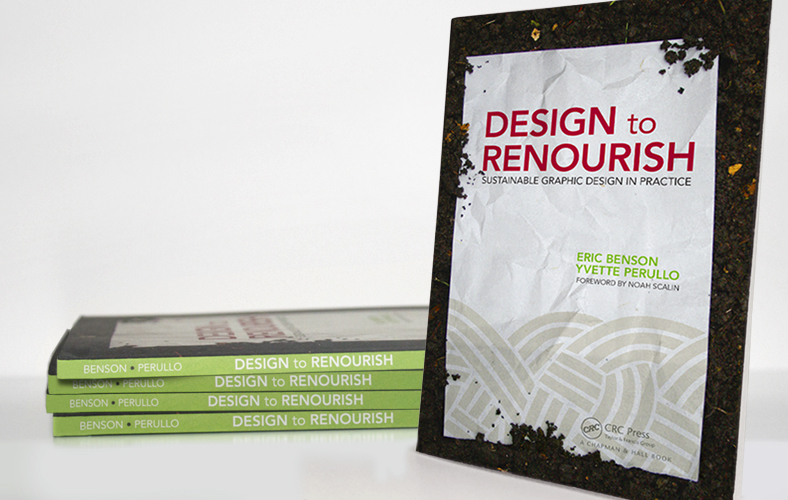 Design to Renourish books