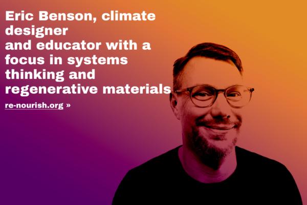 I am a climate designer